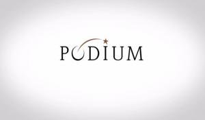 Podium Consulting: Logo Animation
