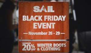 SAIL: Black Friday Event Pre-Roll (2015)