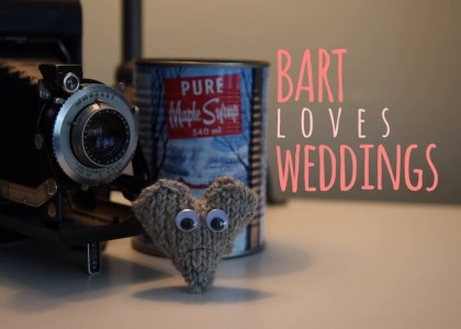 """Bart Loves Weddings"""